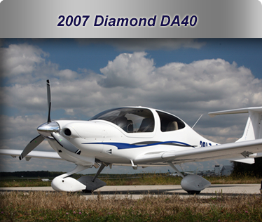 Aircraft 2007 Diamond DA40 N672DS